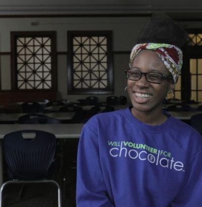 One of the Chicago students in an interview.