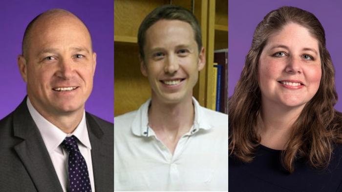 headshots of ECU researchers