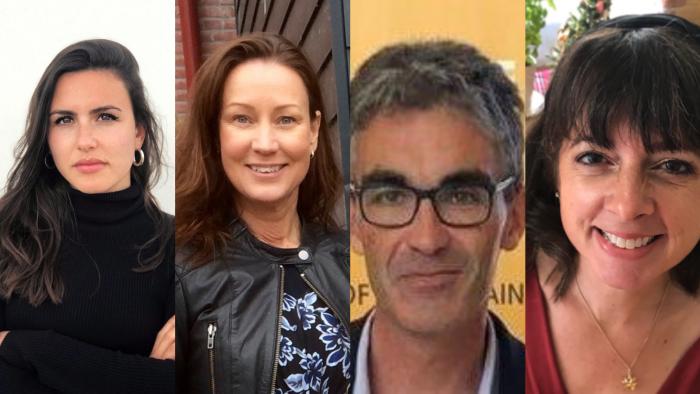 headshots of University of Leon researchers